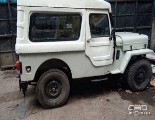 1990 Mahindra Jeep CJ 500 DI